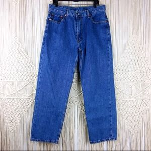 Levi's 550 Relaxed Fit Jeans size 36 x 30